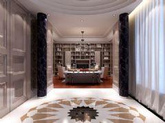 自在香山别墅装修案例现代风格别墅