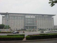 河南安阳市行政中新办公楼精装修工程
