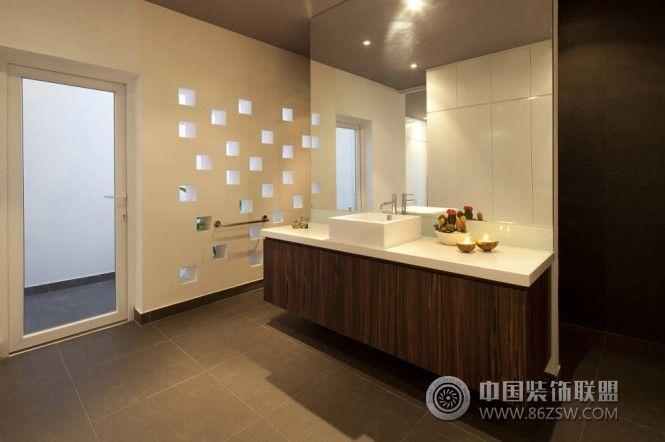 255平方私人住宅設計-衛生間裝修圖片