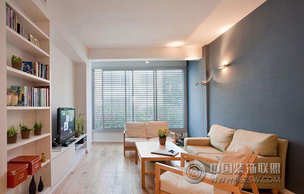 59平米小公寓客厅装修图片