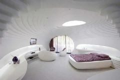 流动的室内设计