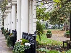 伦敦古典艺术公寓