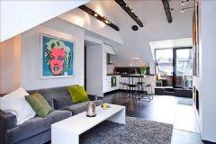 57平米现代公寓