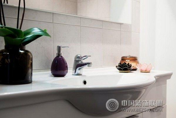 装修图片   > 44平方的房子 【单张】   卫生间装修效果图