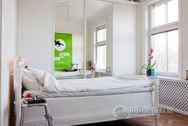 44平方的房子-卧室装修图片