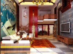260平现代中式别墅