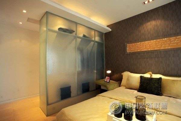 实用,简单的装修-卧室装修效果图-八六(中国)装饰联盟