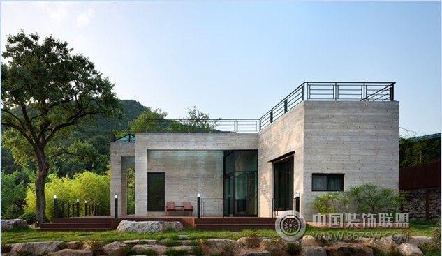 单层房子平面设计图 单层小别墅建筑设计图 农村单层别墅
