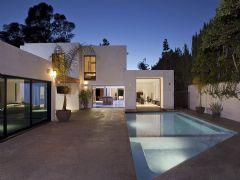 加州的现代住宅