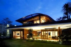 新加坡圣淘沙岛的米拉之家