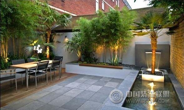 成都别墅花园设计,别墅庭院设计,绿庭园林包您满意; 成都专业欧式别墅