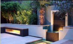 极简庭院设计