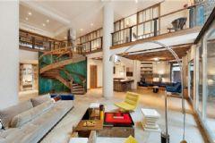Tribeca复式公寓