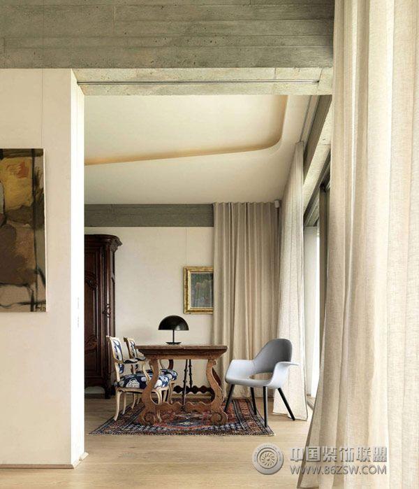 悉尼gordons湾别墅设计 客厅装修效果图