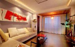 现代时尚自然的3室2厅