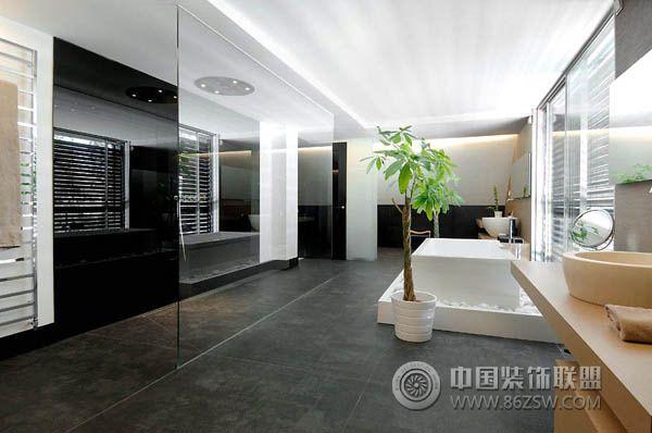 西班牙豪华现代别墅 客厅装修效果图 -西班牙豪华现代别墅 客厅装修图