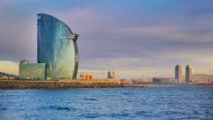 巴塞罗那W Barcelona帆船酒店