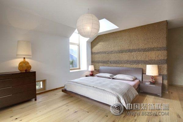 意大利环保木屋-卧室装修效果图-八六(中国)装饰联盟