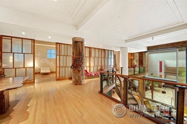 精心设计的复式公寓-阁楼装修效果图-八六装饰网装修