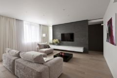 130平米现代优雅公寓