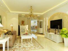 13万打造140平米欧式家居