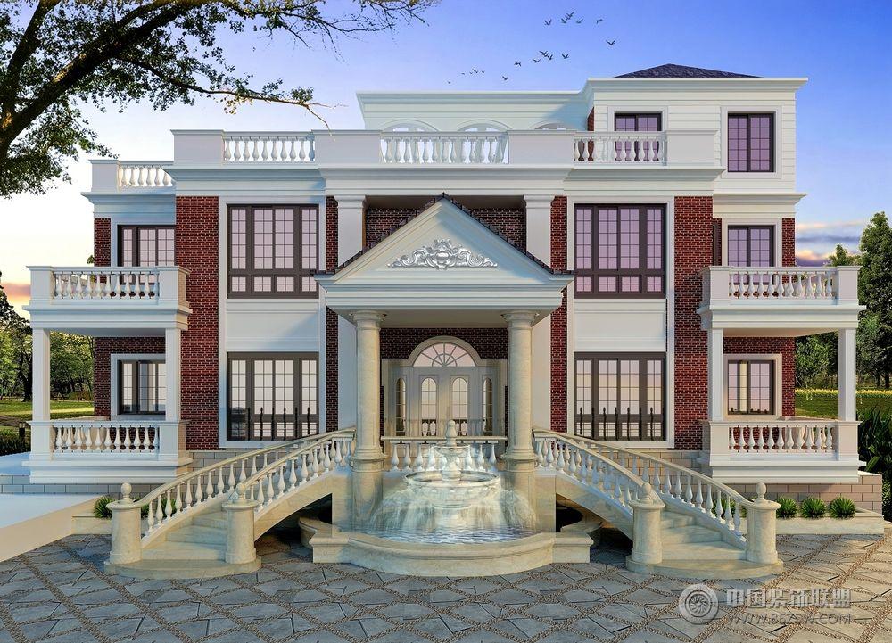 430平米新古典别墅-其它装修效果图-八六(中国)装饰
