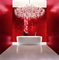 红色激情卫浴装修