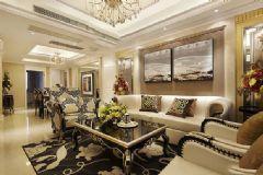 11万打造95平米奢华欧式家