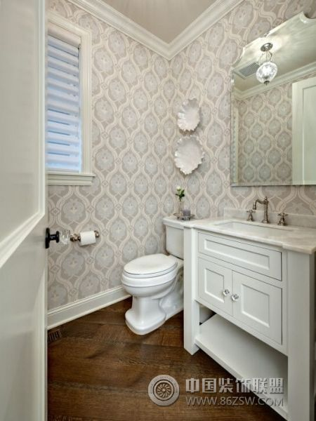 创意洗手台案例现代卫生间装修图片