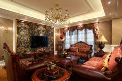 220平米欧式古典家居