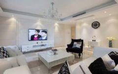 120平米新古典优雅家居