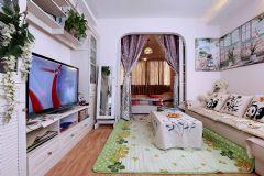 6万打造90平米清新时尚家居