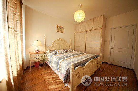 美式小清新地中海地中海卧室装修图片