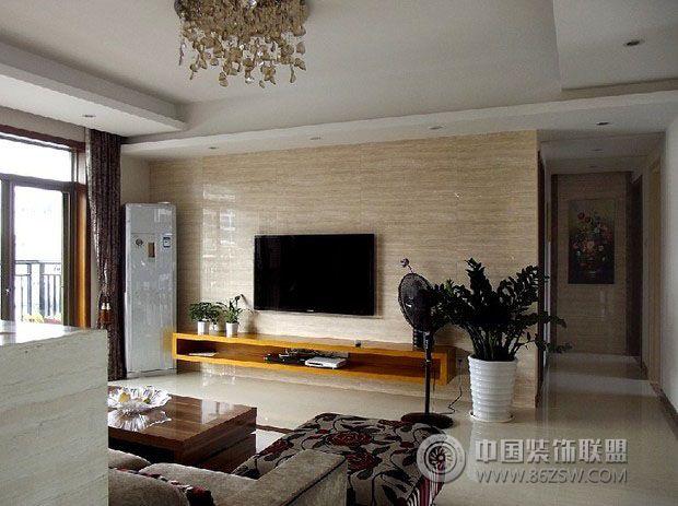 6万巧装80平米时尚家居-客厅装修图片