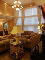 出水芙蓉别墅古典欧式风格实景图欧式风格别墅