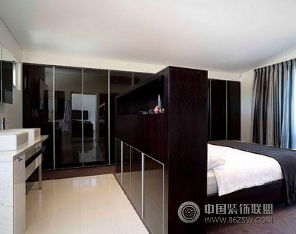 卧室布置好方案二 简约风格装修效果图 八六装饰网装修效