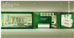 深圳家具展厅设计公司-顺德柏键家具展厅设计