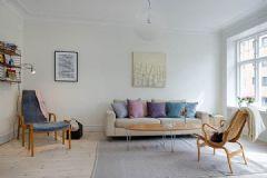 瑞典简约阳光公寓
