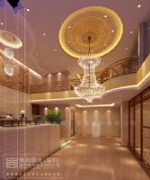 深圳朝禾大厦大堂装修设计