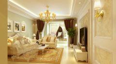 20万打造150平米简欧家居