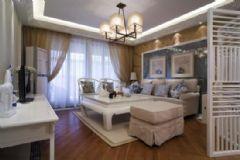 130平米新中式家居