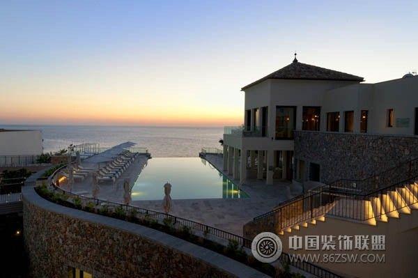 西班牙奢华酒店 整套大图展示 酒店装修效果图 www.86zsw.com
