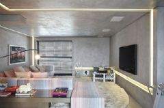 三维立体时尚家居设计