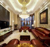 320平米古典别墅