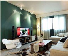 10万装102平米北欧公寓