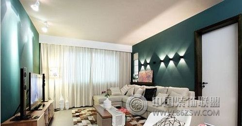 10万装102平米北欧公寓-儿童房装修效果图-八六装饰网