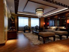 28万打造300平新中式别墅