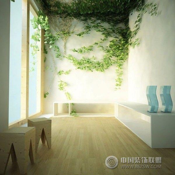 过道墙装饰效果图 门厅灯池装修效果图 过道走廊装饰效果图