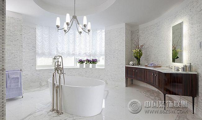 别致奢华阁楼设计-卫生间装修图片