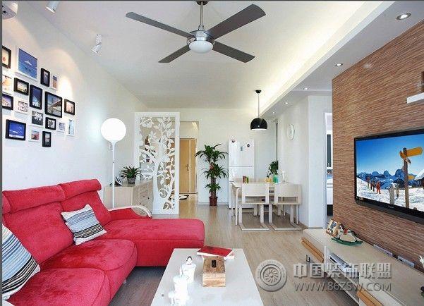 简约的家居设计风格 现代简约 三居室 装修设计